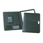 A4 Leather Conference Folder , Compendiums, Bags