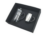 Brasil Plunger and 1 x Calabria Mug Set, Gift Boxes and Packaging