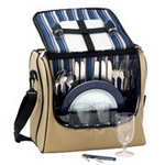 4 Setting Picnic Set , Beverage Gear