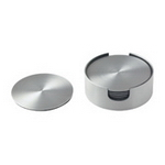 Aluminium Coaster Set , Beverage Gear