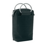 Black 2 Bottle Wine Bag, Wine and Hospitality