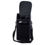 Black 2 Bottle Cooler Bag , Wine and Hospitality