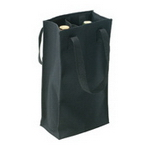 2 Bottle Carry Bag , Beverage Gear