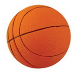 Large Basketball Stress Shape , Stress Shapes
